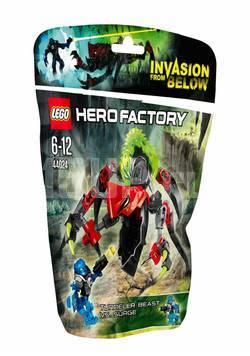 LEGO Hero Factory 44024 Чудовище-Горнопроходчик Против Суржа